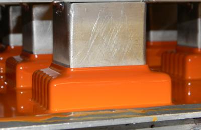 Industrial Dip Moulding
