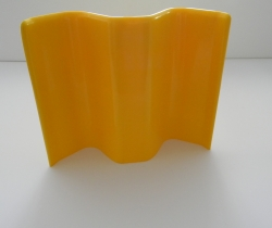 Crash Barrier End Caps