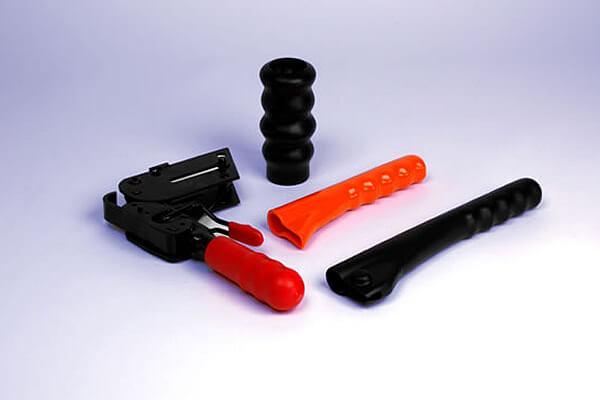 Custom Plastics Grips Manufacturer